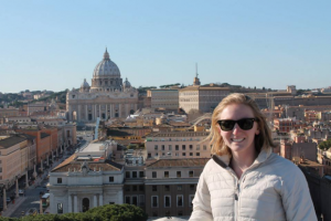 Photo Credit: Kelsey Cromie, taken at Castel Sant'Angelo