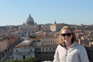 Photo Credit: Kelsey Cromie, taken at Castel Sant'Angelo