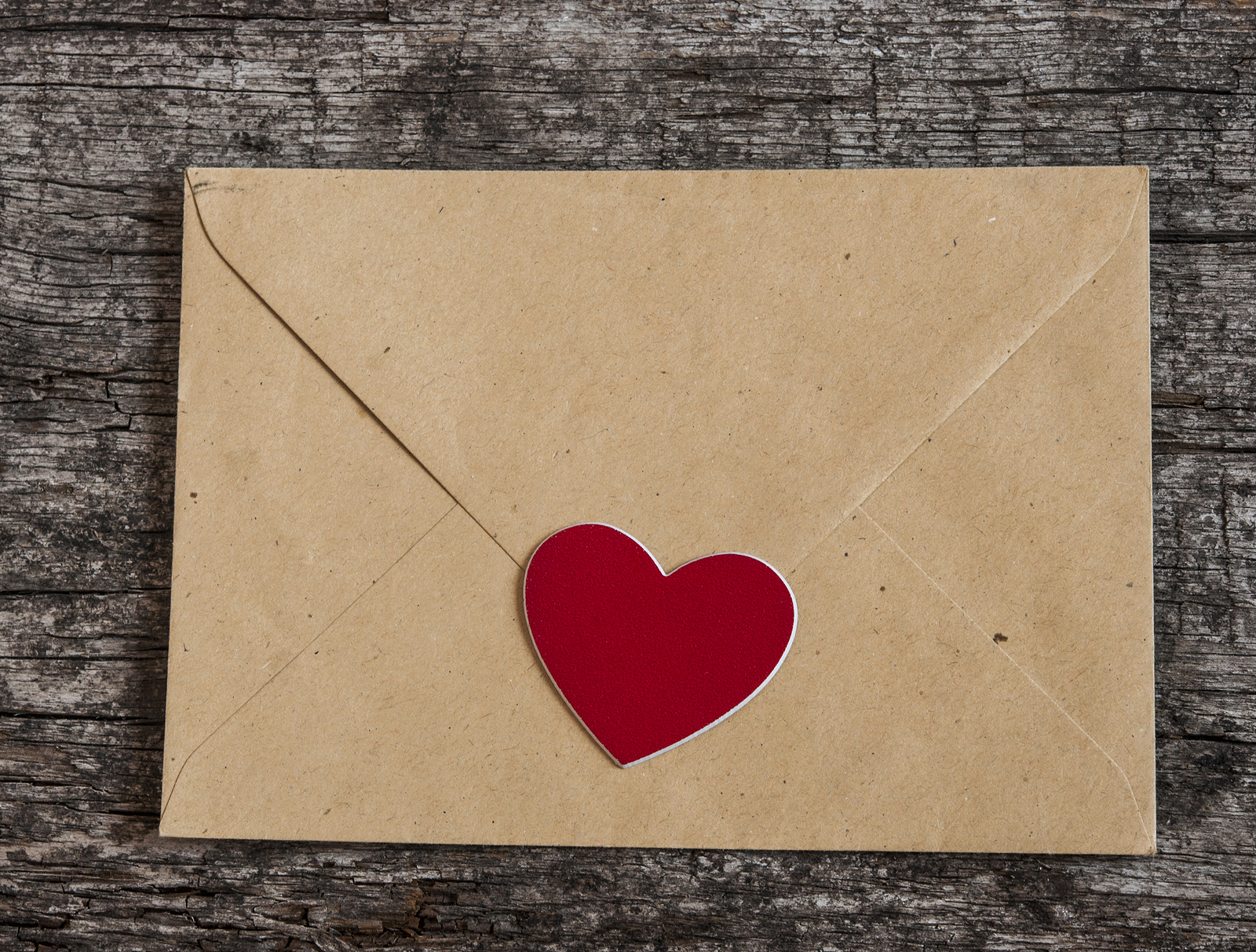 Tearful Love Letter